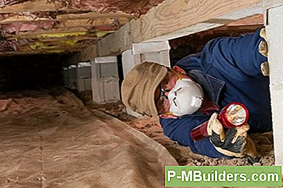 Behandeling Van Crawl Space Odour