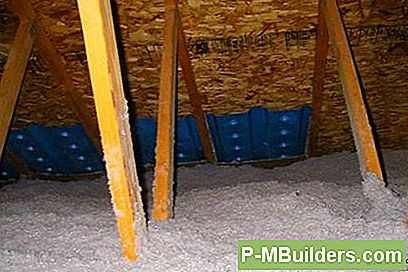 Installation Von Attic Insulation Baffles