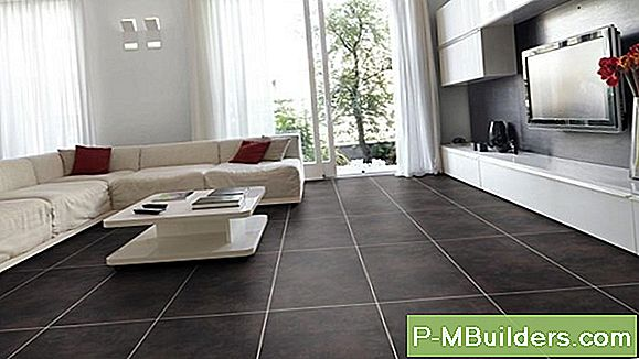 Installera Linoleum Tile