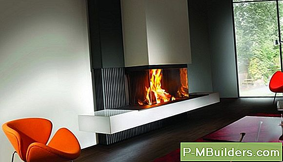 Moderne Gas Fireplace Innovations