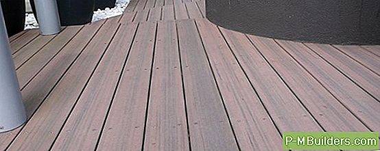 Composite Decking: Installationshinweise