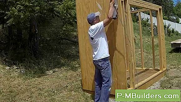 Framing Shed Doors: 3 Tipps
