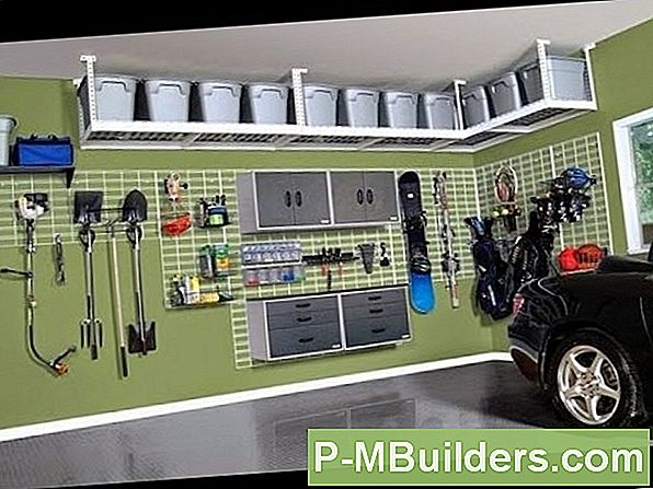 Garage Organisation: Storage Solutions Unlocked