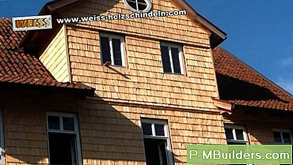 How To Remove Holz Schindeln