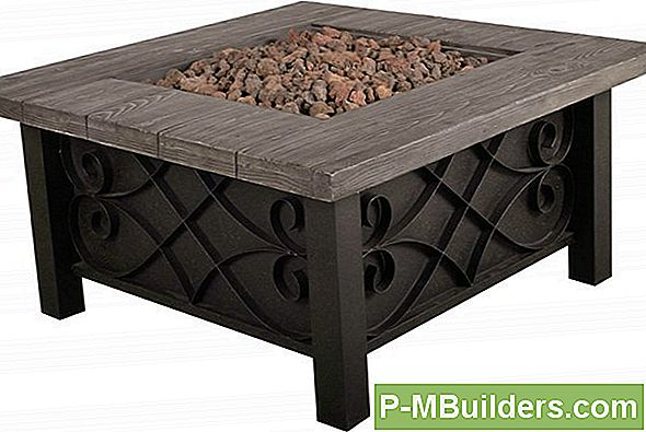 Patio Fire Pit Types