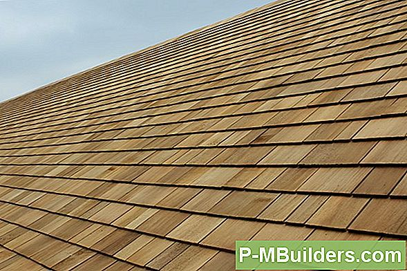 Cedar Shingle Sidesporning