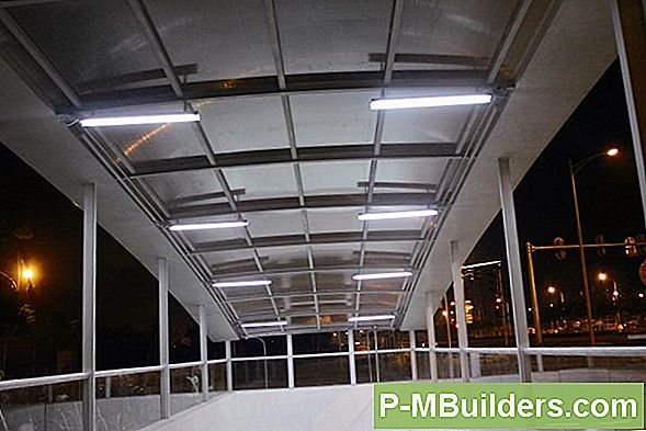 T8 Armatuurinstallatie Voor Garage Lighting