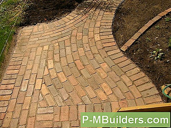 Curved Brick Walkways Ontwerpen