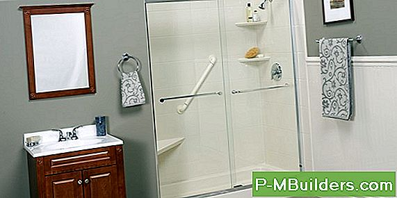 Tub To Shower Conversion: 3 Fouten Te Vermijden