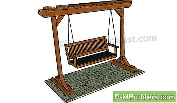 Ehitus Outdoor Bench Swing