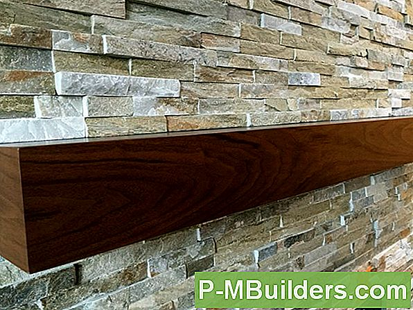 How To Build A Fireplace Beam Mantel
