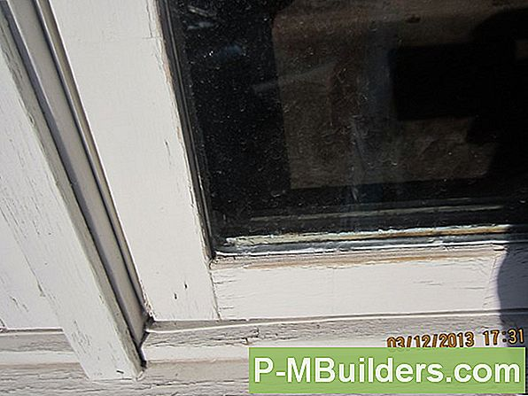 Kuidas Re-Glasuur Vinyl Casement Windows