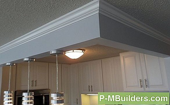 Maple Crown Molding
