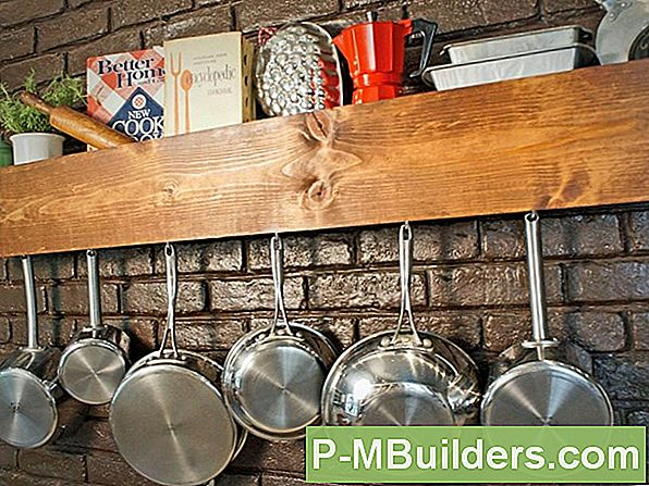 How To A Pot Rack