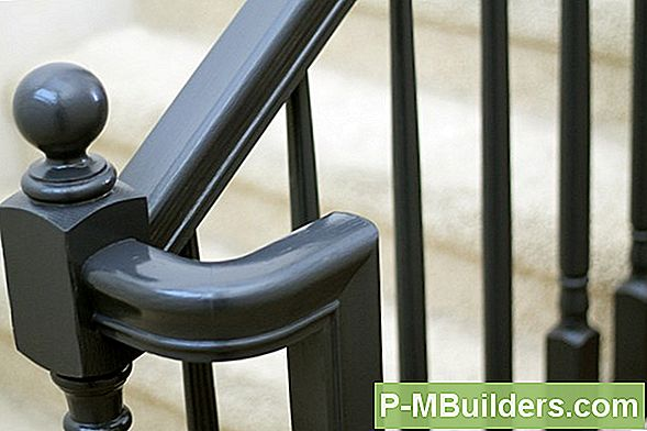 How To A Paint Metal Railing