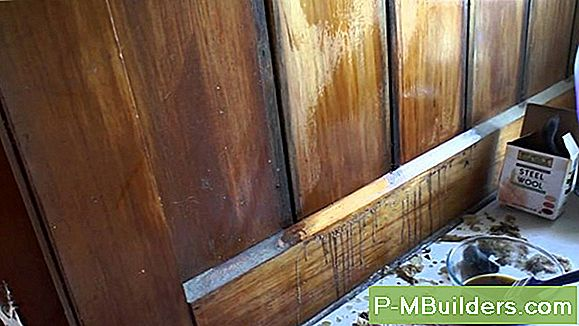 How To Refinish A Wood Tischplatte