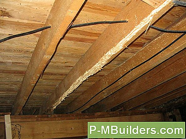 How To Repair Boden Joist Termite Damage