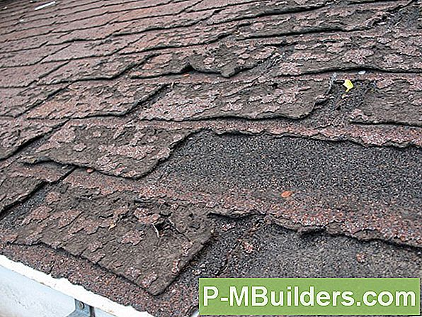 Asfalt Roll Roofing Vs Asphalt Shingles