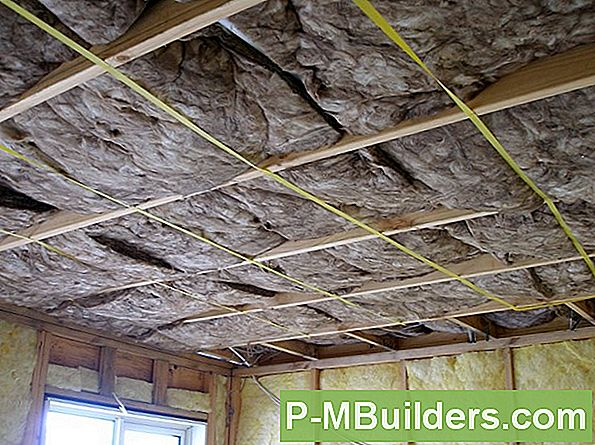 Energy Star Attic Insulation 2 - Installation