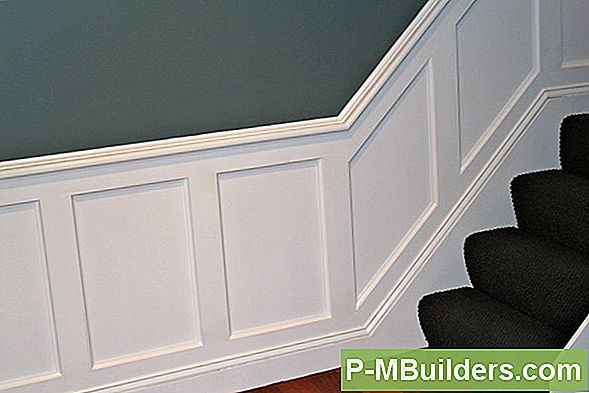 Avlägsna Wainscoting Panels: Dos And Don'Ts