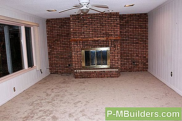 Painting Brick Fireplaces: 4 Tipps
