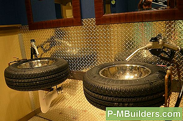Diy Recycled Tyre Table