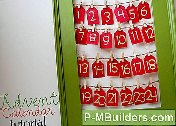 Diy A Kids 'Advent Calendar