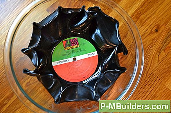 Diy Vinyl Record Catchall Bowl