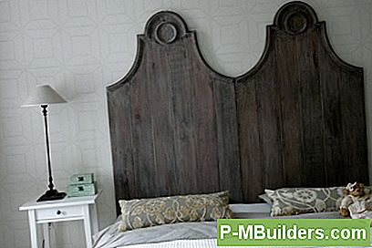 4 Kreativa Headboard Ideas