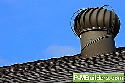 Hur Man Installerar En Turbin Chimney Cap