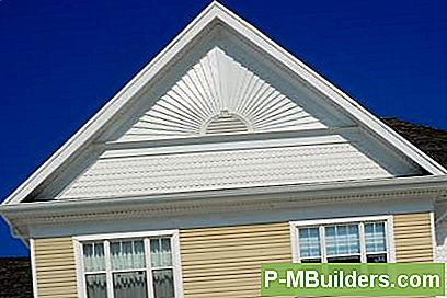 Hur Man Installerar Vinyl Gable Vents
