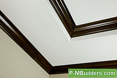 Maleri Ceiling Trim For En Dekorative Contrast