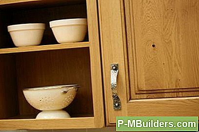 Autoreparationslakering Glaserede Kitchen Cabinets
