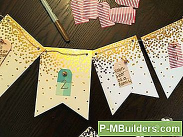 Diy A Barnens Adventkalender
