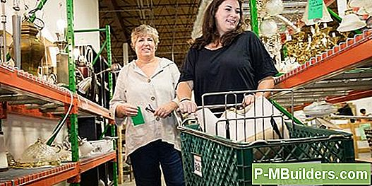 Habitat For Humanity Restore Shopping Guide