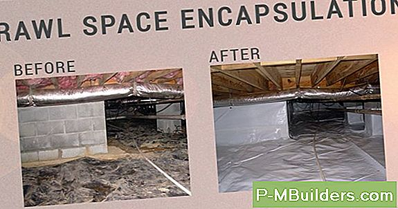 How To Crawlspace Isolierung Entfernen