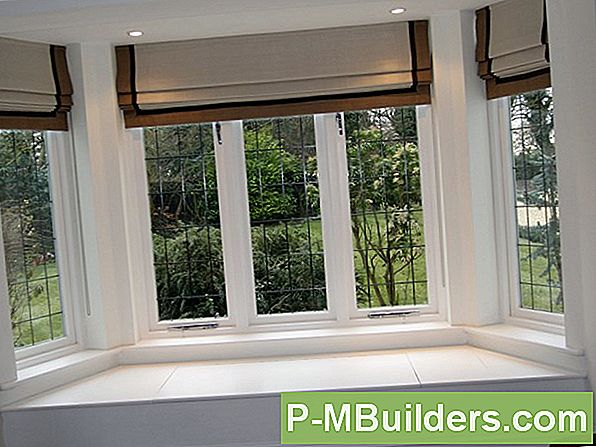 Mount Roman Shades Op Basis Windows
