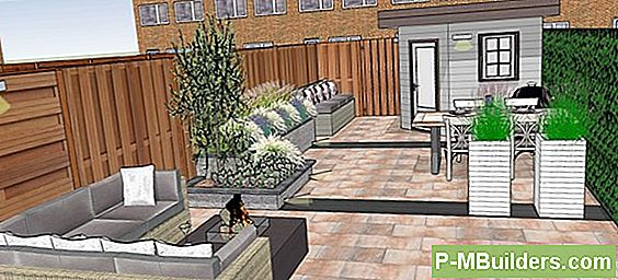 Wat Is Een Patio Deck-Set?