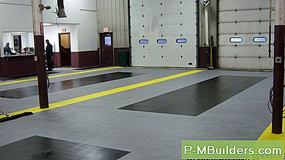 Garage Floor Interlocking Tile: Voors En Tegens