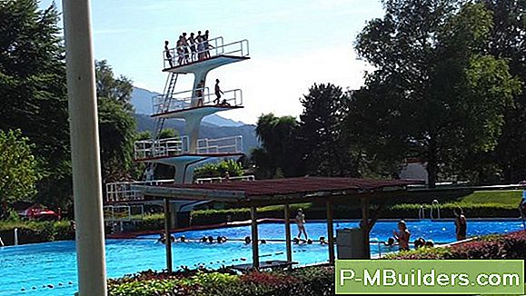 Pool Diving Board Maintenance Tips