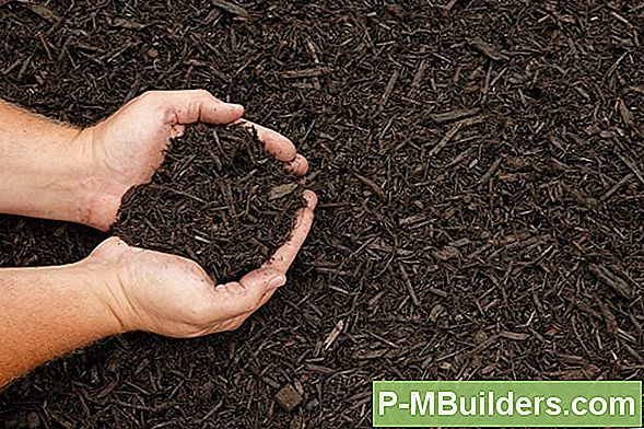 Met Pine Mulch: Bark, Straw, And Needle