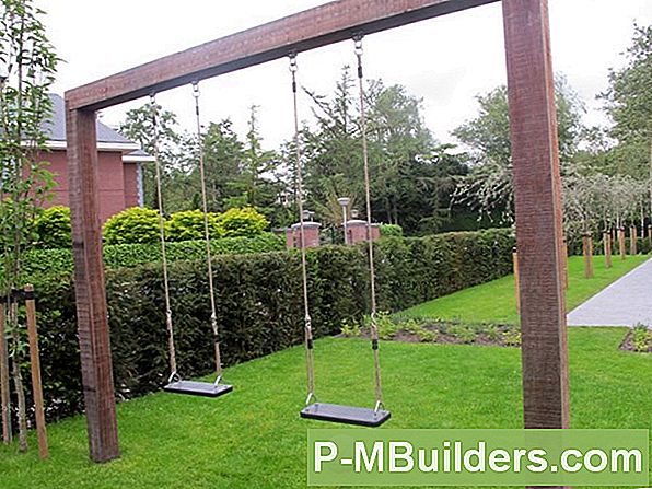 Een Swing-Set Repareren