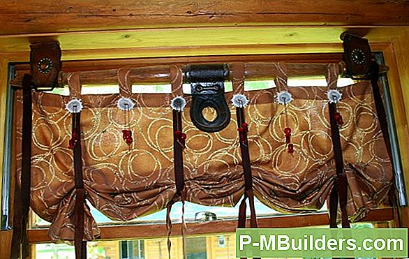 Diy Rustic Curtain Ideas