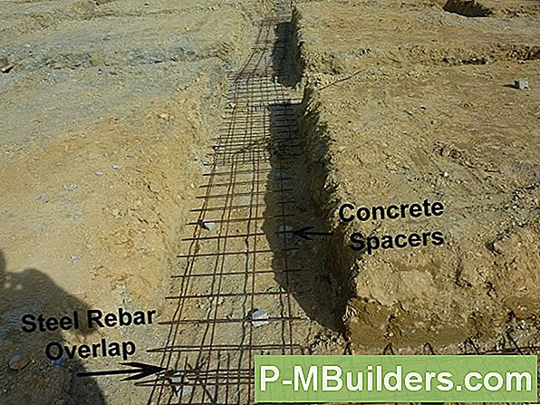 Block Foundation Vs. Poured Foundation