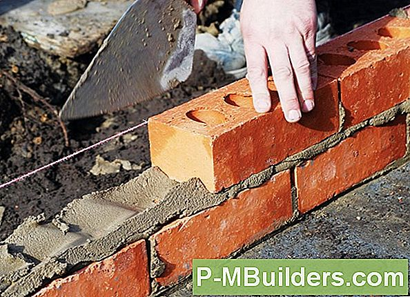Brick Wall Construction Basics