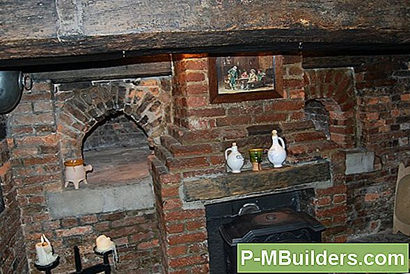 Cleaning Fireplace Brick