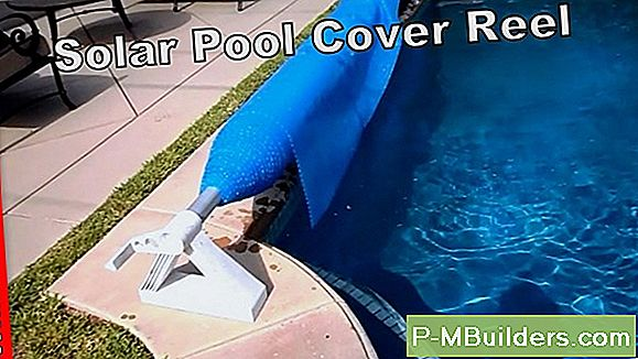 Paigalda Maapealses Pool Cover Kerima 4 Steps