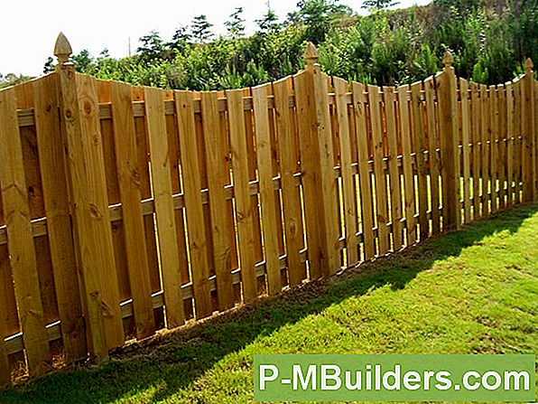 Shadow Box Fence Painting Tips