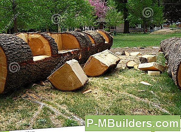 4 Log Bench Design Ideas