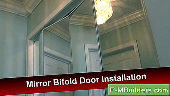 Bifold Closet Doors Installation Pt. 3: Hanging The Doors